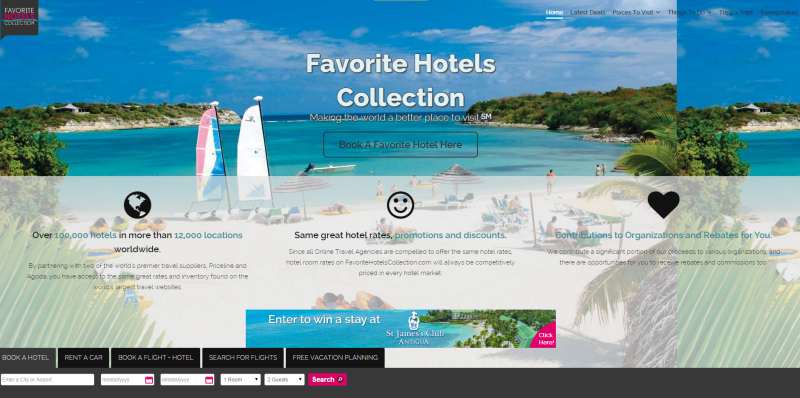 Favorite Hotels Collection