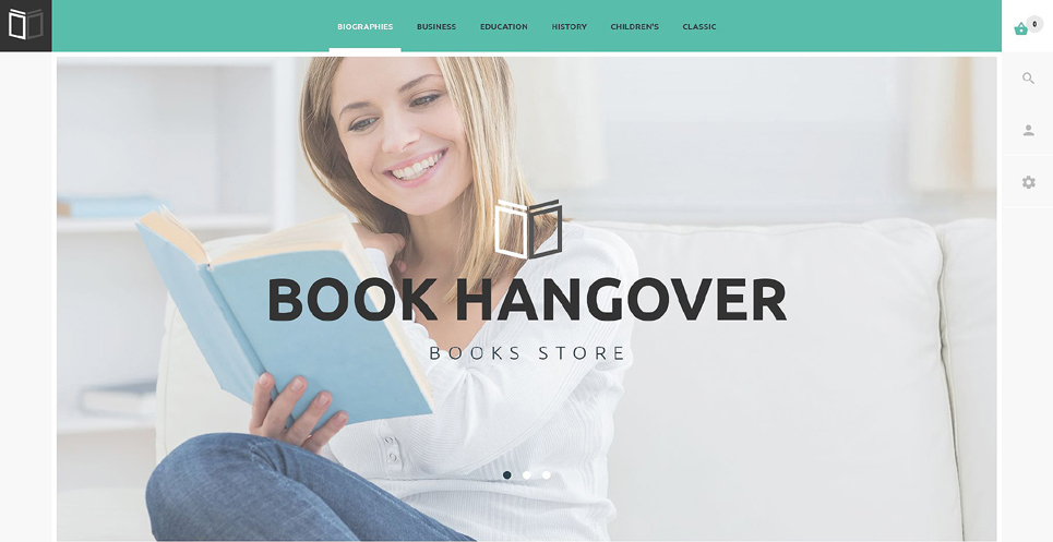 Book Hangover prestashop