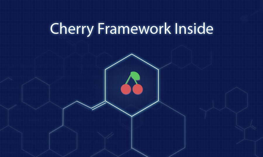 cherry framework monstroid