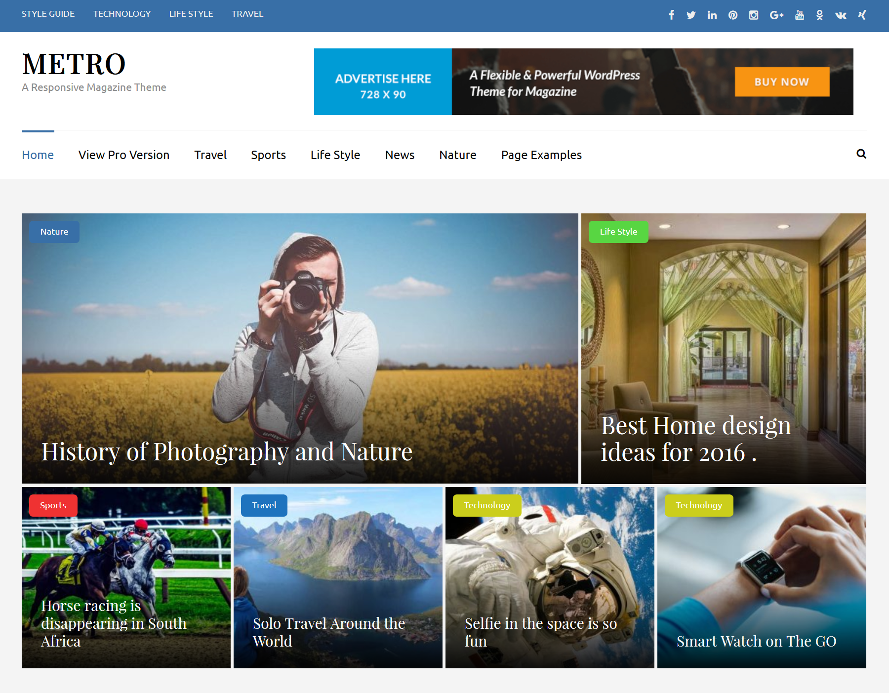Top 11 Free WordPress Themes for Affiliate Marketing Websites ...