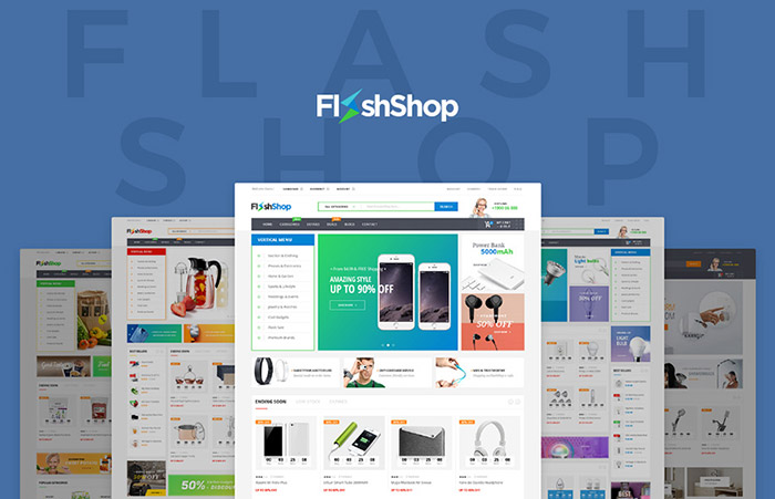 Flashshop - Multipurpose Premium WooCommerce Theme