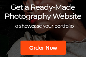 Ready To Use Photography Website