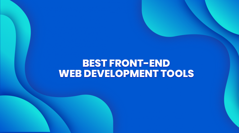 front-end tools