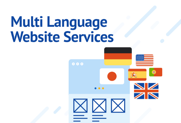 Multi-Language-Website-Services