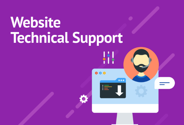 Website-Technical-Support
