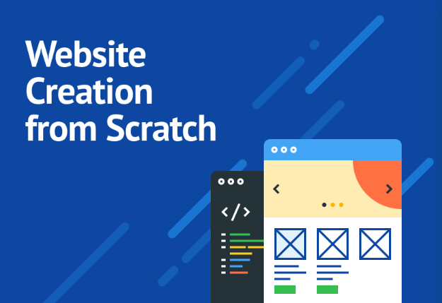 Website-from-Scratch